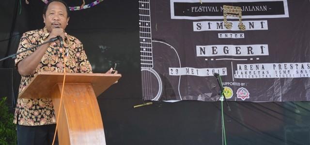 Festifal Musik Jalanan 2015