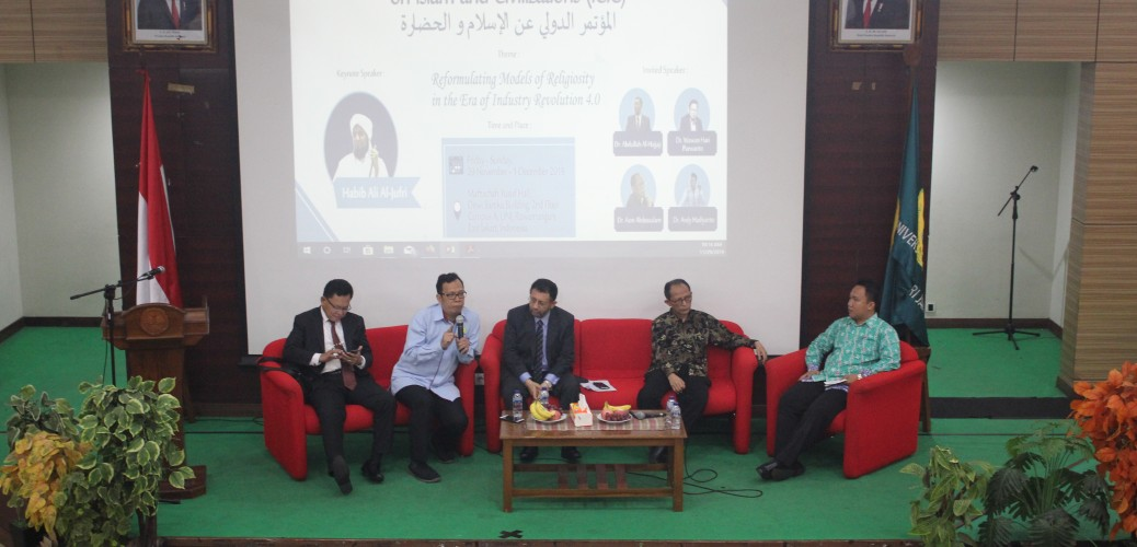 Internasional Conference on Islam and Civilizations