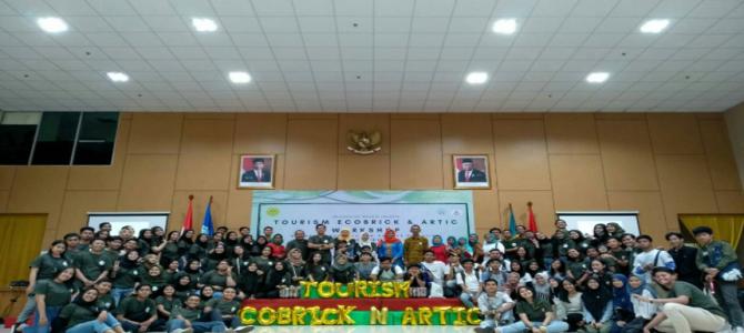 Tourism Ecobrick & Artic Workshop 2019