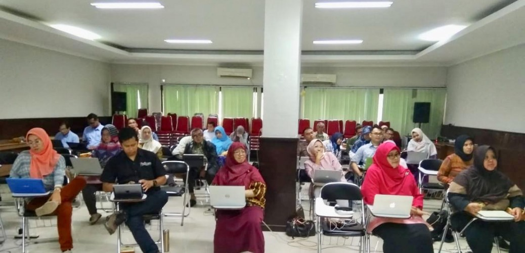 "Workshop Academic FIS UNJ 2020 ""KEMIS AN ACADEMIC"""